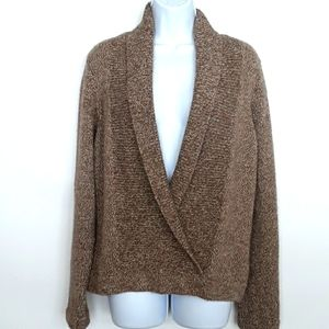 Isabella Bird Albaca Wool Blend Sweater Large